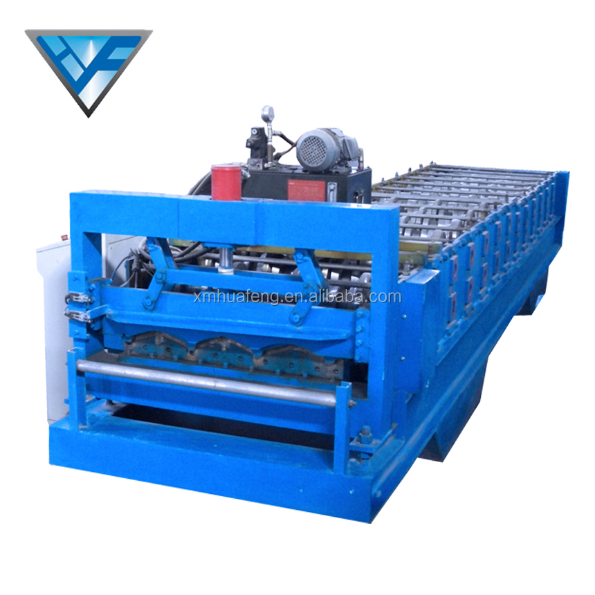Metal Roofing Galvanized Steel Sheet Making Machine Colored Steel Wall Roof Panel Cold Roll Forming