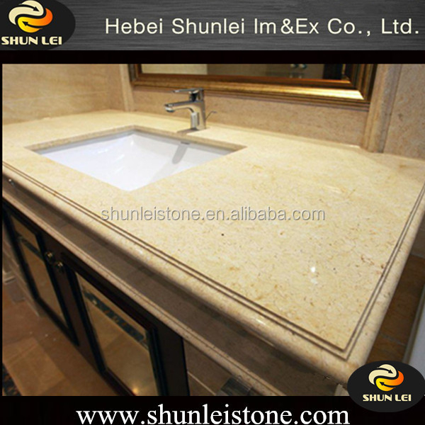 Prefabricated Bathroom Countertops: Prefab Bathroom Countertop Granite Vanity Sink