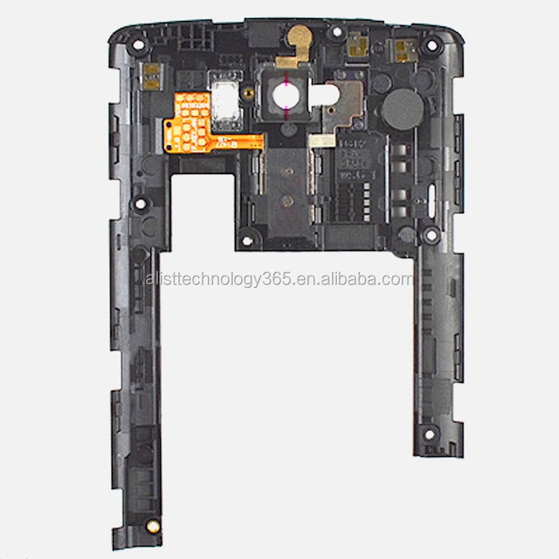 Back Housing Frame camera lens parts For LG G3 D850 D851 D855 VS985 LS990 F400