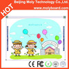 best selling educational Equipment! 10 point touch cheap smart board for school