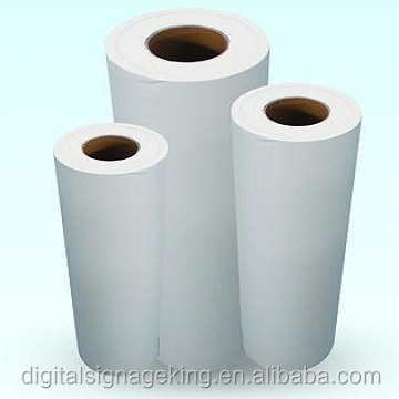 100gsm/120gsm Sublimation transfer paper A3 A4 roll size