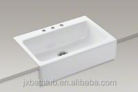Single Bowl Cheap Cast Iron Kitchen Sink/accessory
