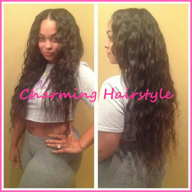 Incredible Synthetic Lace Front Hot Selling Heat Resistant Long Hair Styles Hairstyles For Women Draintrainus