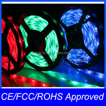 Hot Sale Cuttable 16lm 20lm DC12V 5050 Red Green Blue Led Strip IP65