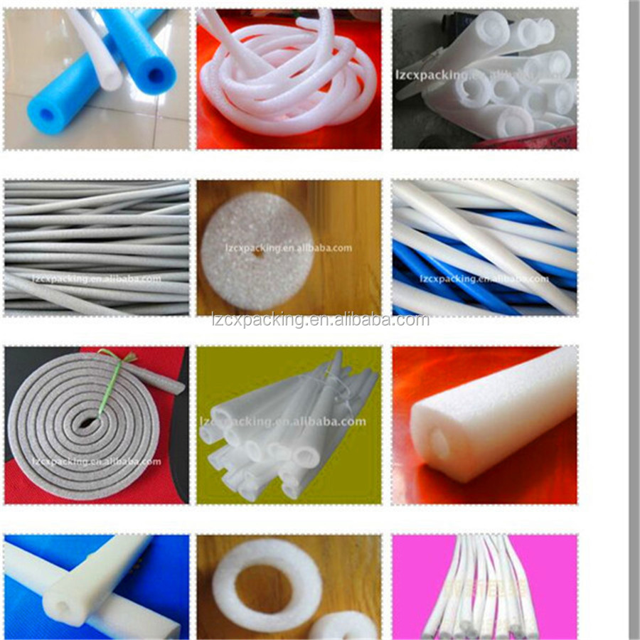 2017 hot sale low price epe foam tube made in China