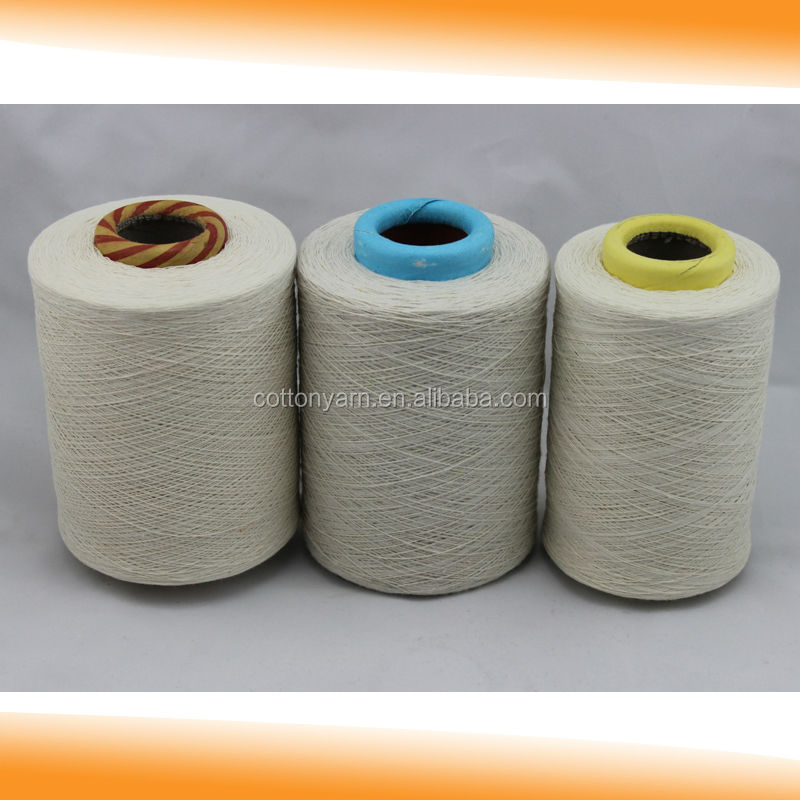 Hot Selling Carded and Combed 100% Cotton Yarn Siro Yarn