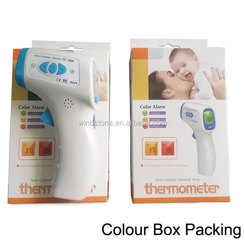 LCD Infrared Thermometer Baby Forehead Thermometers