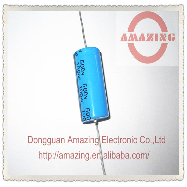 100uf 35V 6.3*7.7mm +/-20% High Frequency Aluminum Electrolytic Capacitor