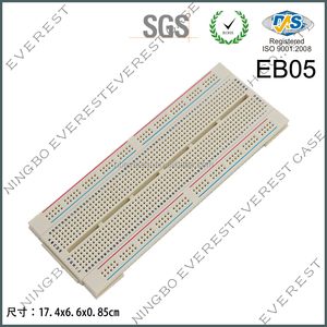840 Tie-Points Solderless Breadboard / Universal Test Board / Breadboard for Raspberry Pi