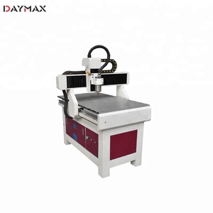Factory Daymax mould cnc 6090 wood router mini machine price in india Pakistan Israel