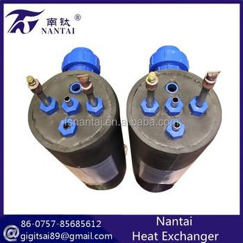 Componentes de agua salada