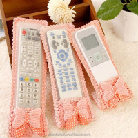 colorful creative air condition remote cover