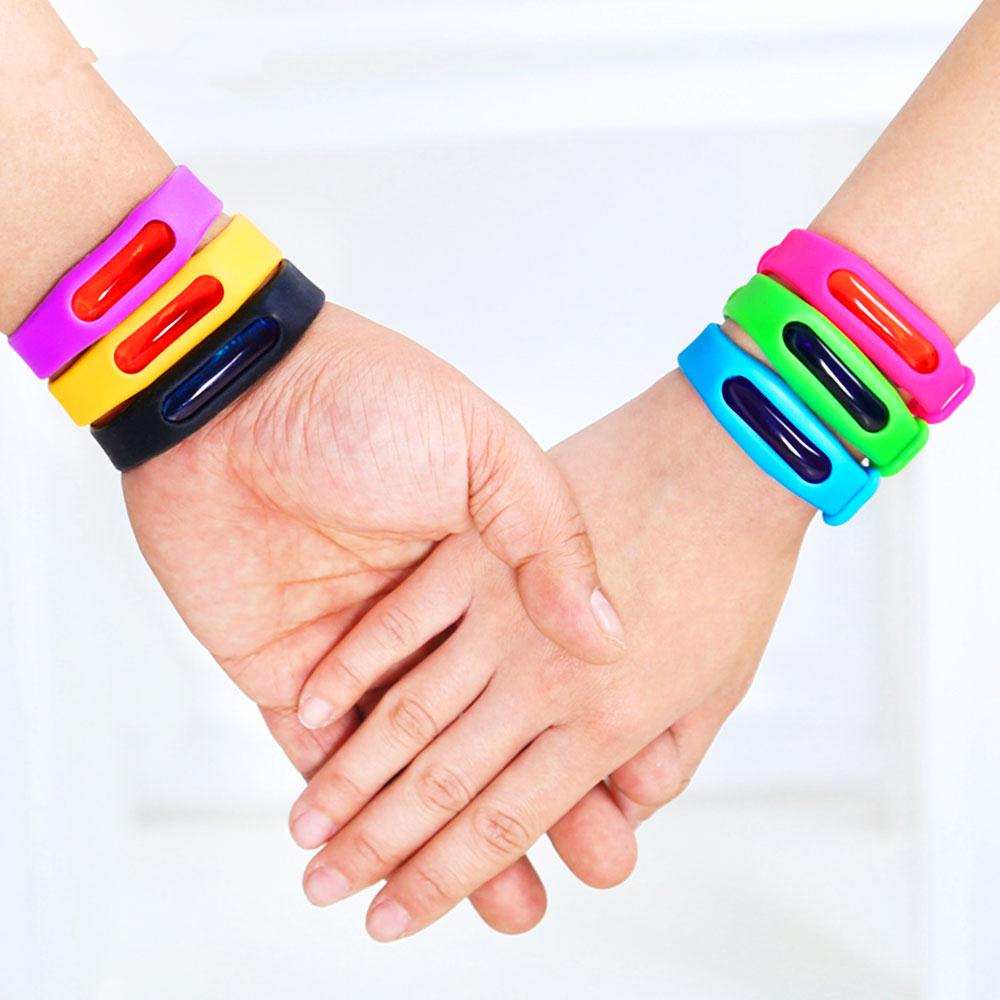 Mosquito Killer Lamps Good 1 Pc Silicone Cartoon Outdoor Mosquito Killer Repellent Bracelet Anti Mosquito Repellent Bracelet Reusable Children Baby Products Hot Sale