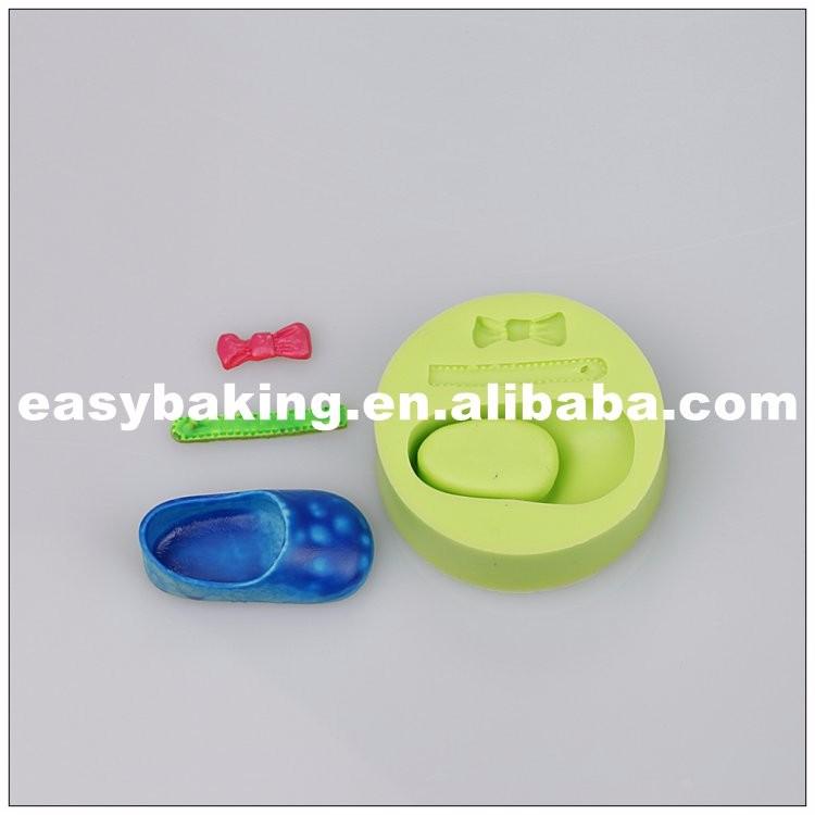 es-8414_Baby Accessories Celebrate Birthday Single Shoe Bow Cake Decoration Tool_6849.jpg