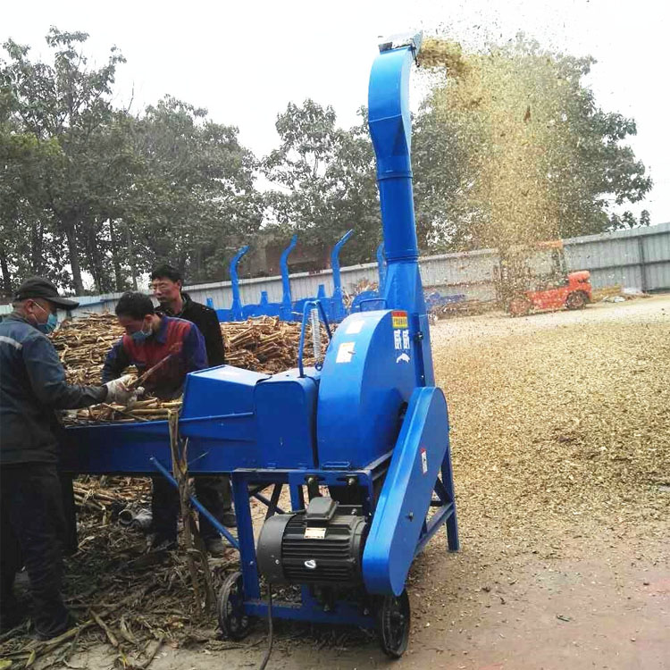 Weiwei machine small livestock animal poultry chicken cattle feed plant