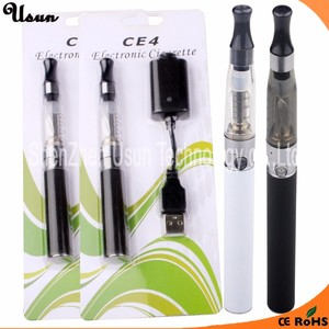 Classic e cigarette vape starter kits wholesale vaporizer pen ego CE4 atomizer with thick oil