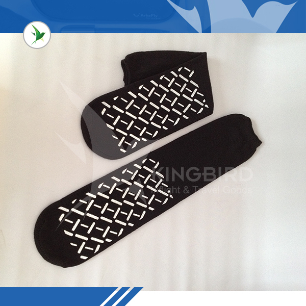 Anti-slip Patient Slipper Socks/Man & Women Non-skid Slipper Socks