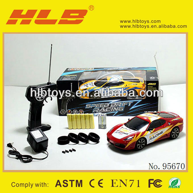 1:16 4CH remoter control car,1:16 rc car body 95670