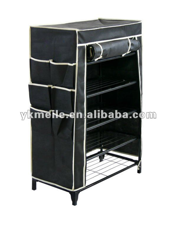 Non Woven 5-tier Wheel Cheap Shoe Rack - Buy Shoe Rack,Folding Shoe Rack,Closed  Shoe Rack Product on Alibaba.com