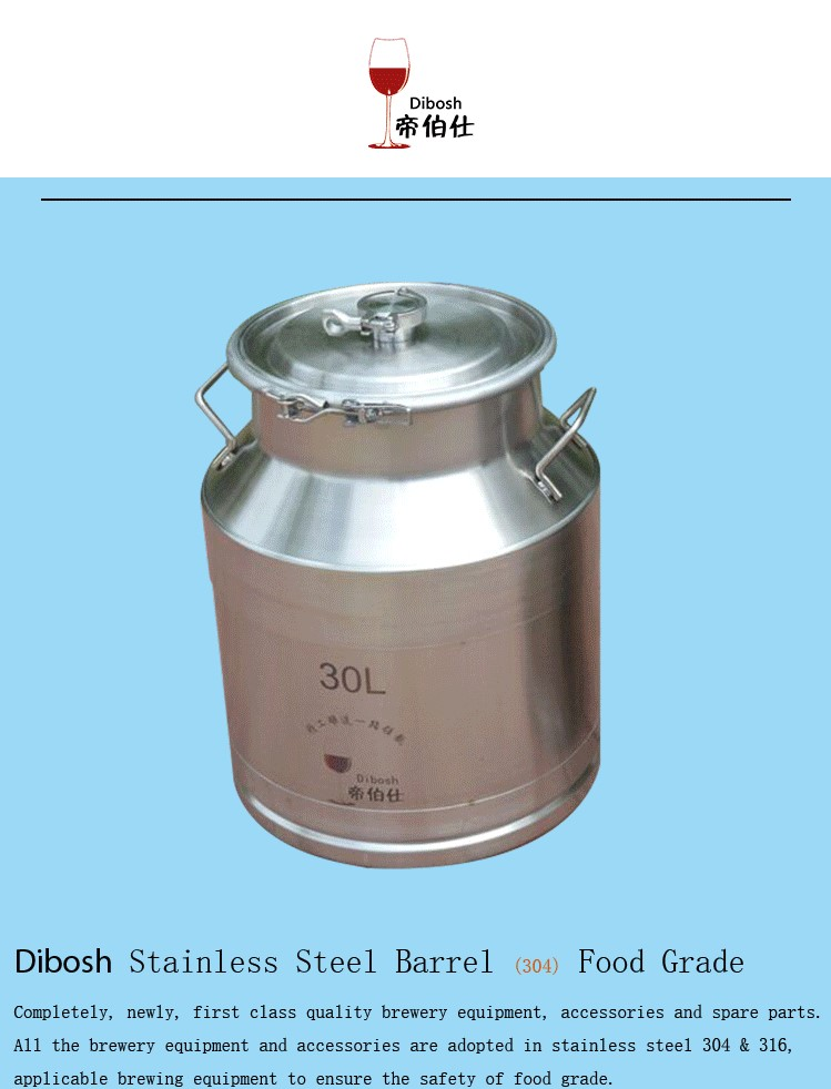 Home Beer Brewing Equipment 30l Kit 304 Stainless Steel ...