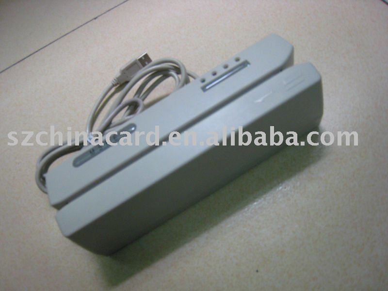 High quality magnetic stripe card reader writer