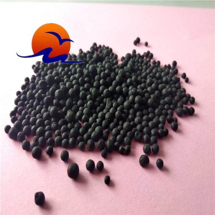Organic and inorganic compound fertilizer rich in humic acid, obvious effect of phosphate dissolving