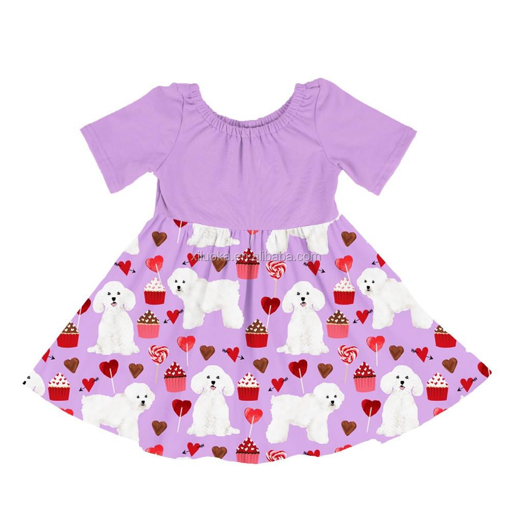 Выкройки детских платье для девочек