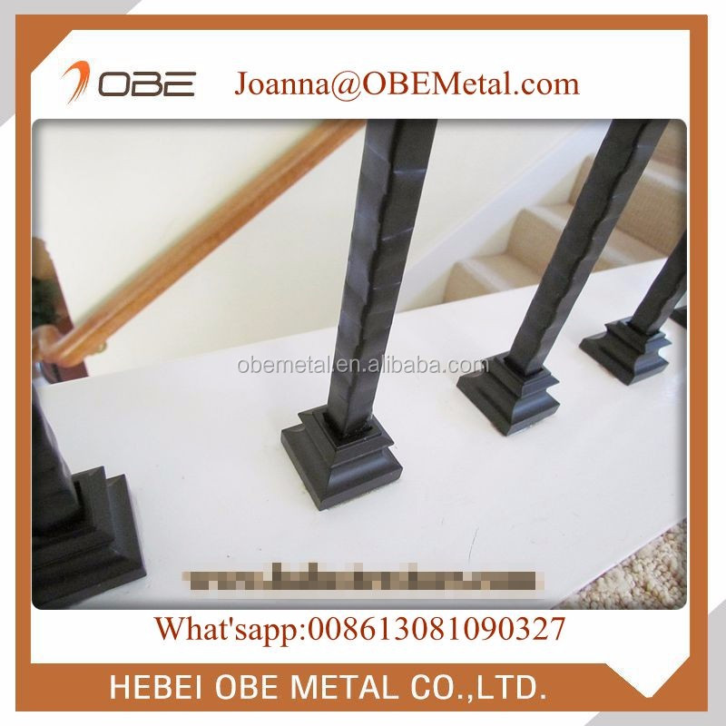Hot Sale Cheap Iron Balusters Series/ Metal Stair Spindles