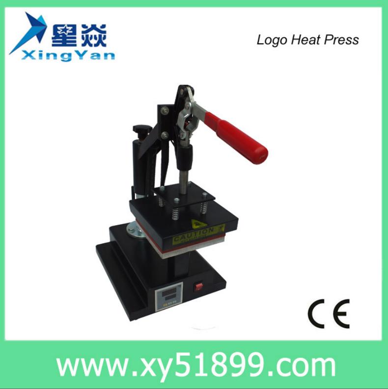 Label printing heat press machine heat press clothing for Heat press shirt labels