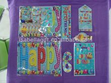 Provide happy birthday themes party items