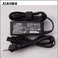 Original for Acer 19V 3.42A 65W laptop notebook AC Power Adapter 5.5mmx1.7 mm