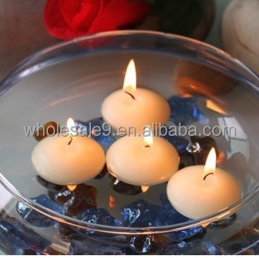 Unique Round Shaped Floating Candles
