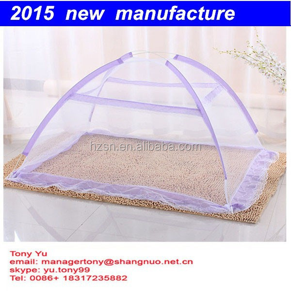 folding portable mosquito net for outdoor activities