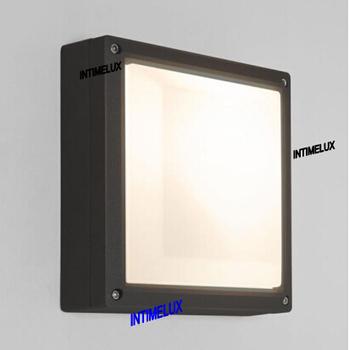 3410l-led Modern Square Flush Mounted Ceiling Bulkhead Light