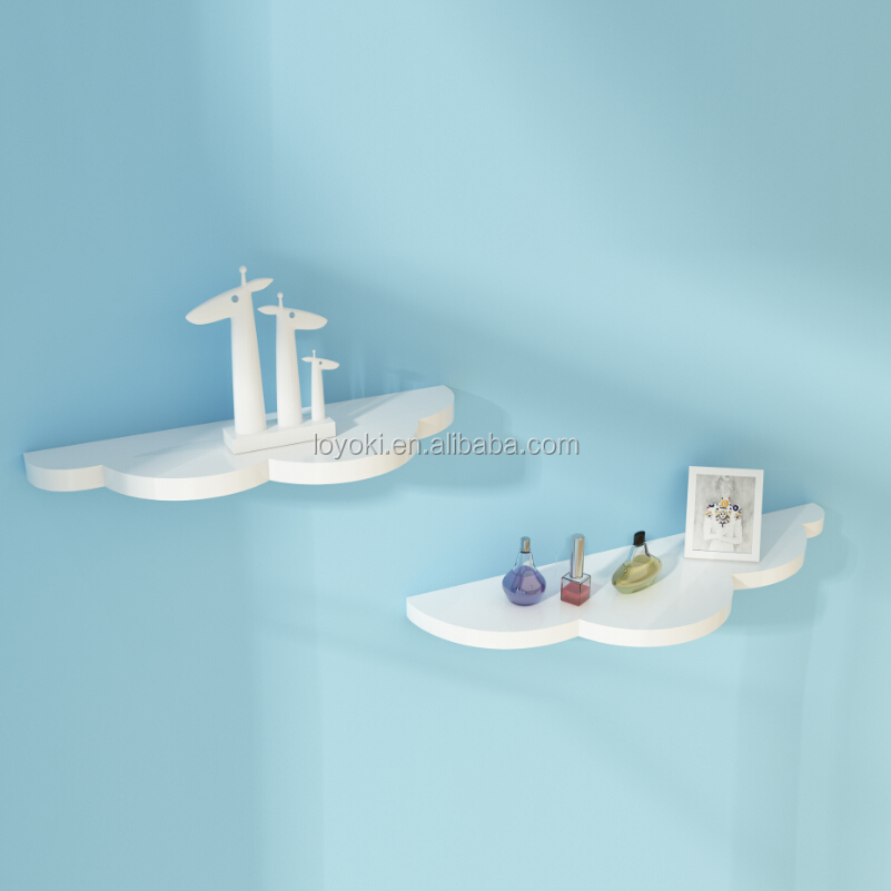 lovely design cloud shape floating shelves small adjustable wall mounted shelving for home decor