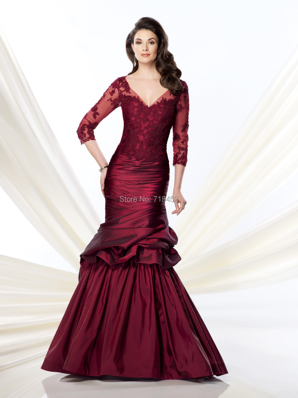 Cheap Taffeta Dress Mother Of The Bride, find Taffeta Dress Mother ...