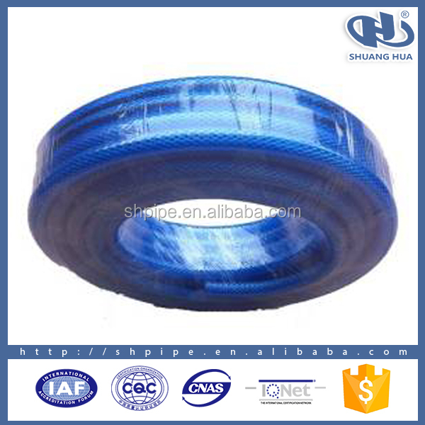 Braid Reinforced Ether Polyurethane Tube