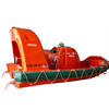 6M 15 Persons Marine safety equipment / Used Fast Rescue Boat With Engine price
