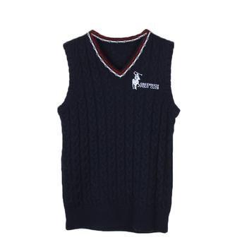 School Uniform Vest Cable Knit Sweater Designer Kids Wear Buy