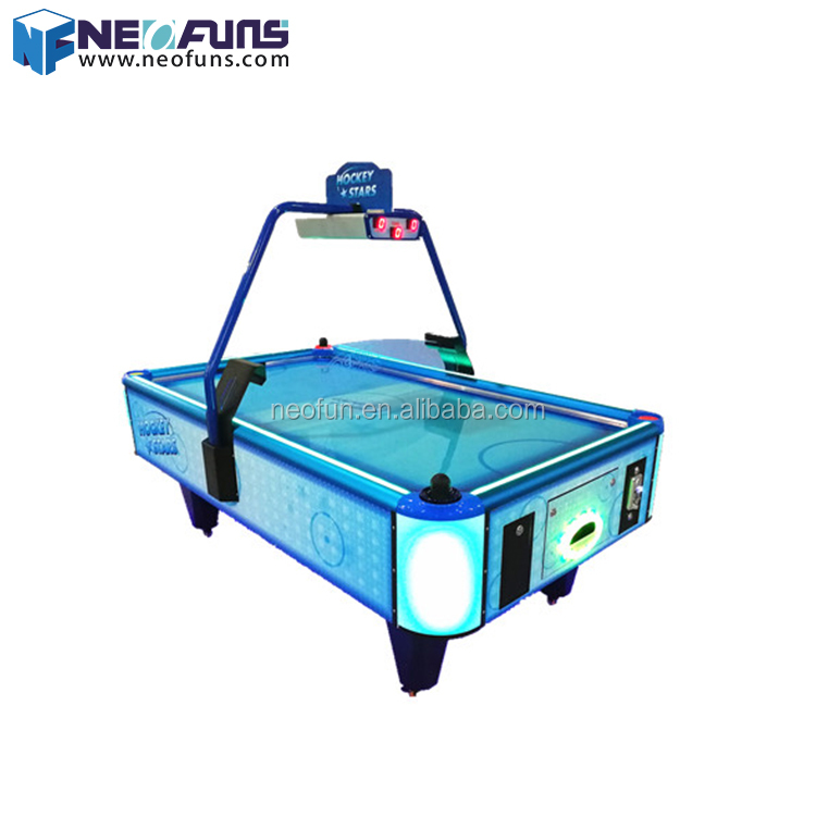Outstanding The Most Popular Coin Operated Wooden 4 Player Air Hockey Table Fan For Game Center Buy 4 Player Air Hockey Table Wooden Air Hockey Table Air Hockey Interior Design Ideas Tzicisoteloinfo