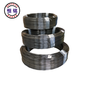Hengming brand irregular steel wire oil tempered irregular steel wire