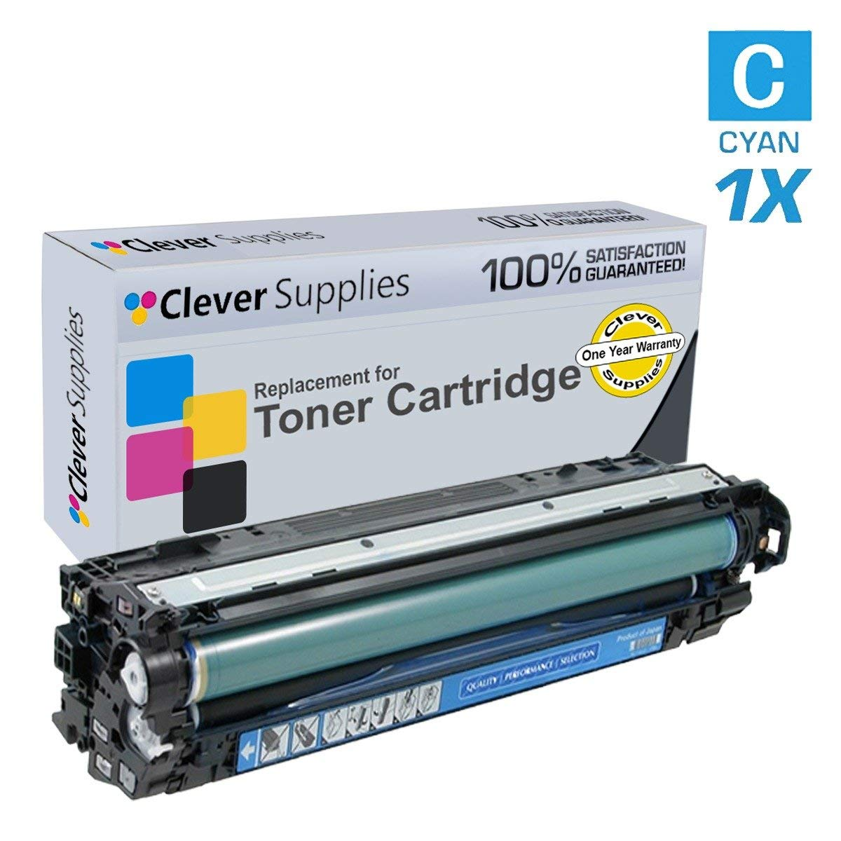NEW HP CF033A Magenta Toner Cartridge CM4540MFP Genuine