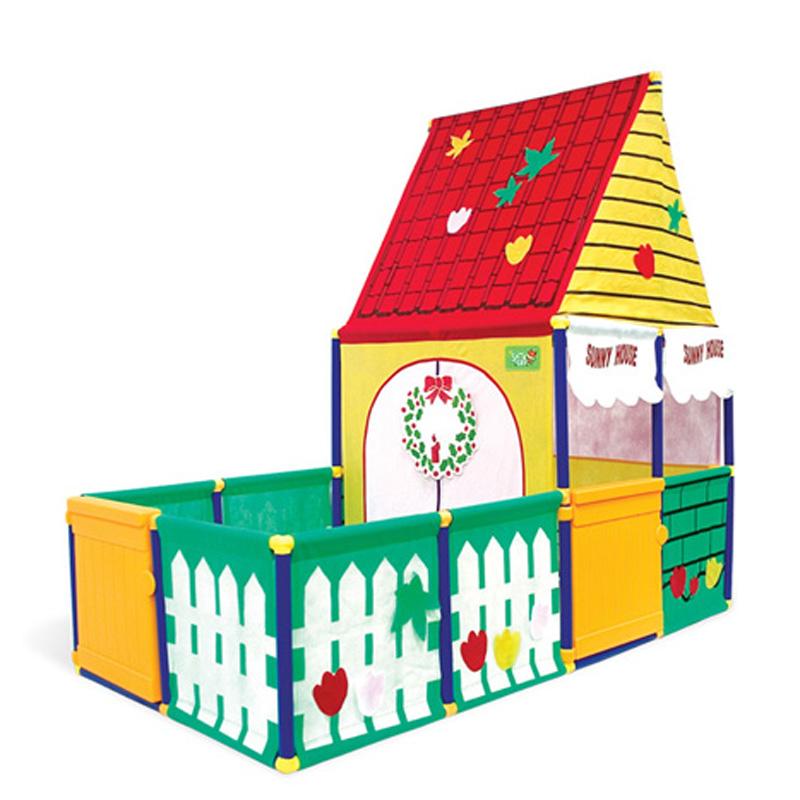 Kids Play Tent House Shaped Tents Hut