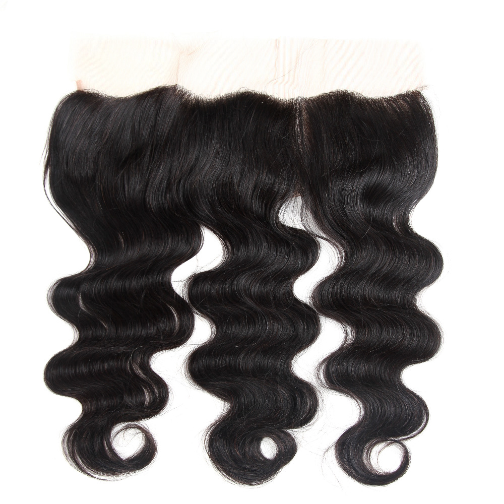 virgin brazilian hair closure ear to ear blonde pre plucked lace frontal with baby hair