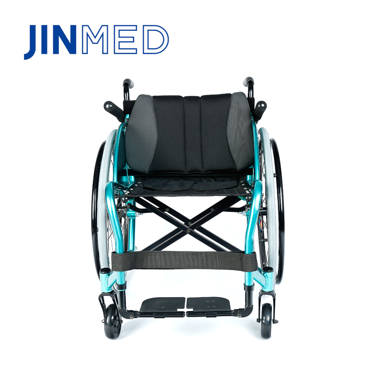 High strength tailor-made customized available sport wheelchair