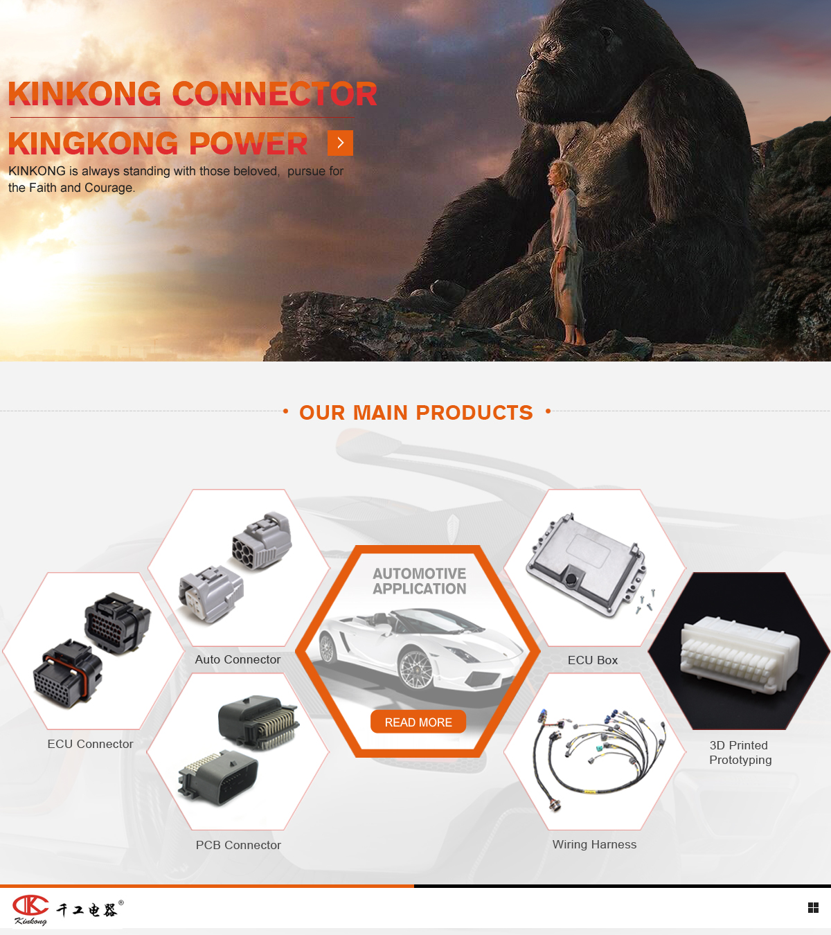 Yueqing Kinkong Electric Co., Ltd. - Automotive Connector, Wiring ...