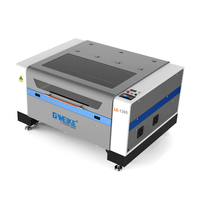 color laser engraving machine LC1390N used is acrylic and glass