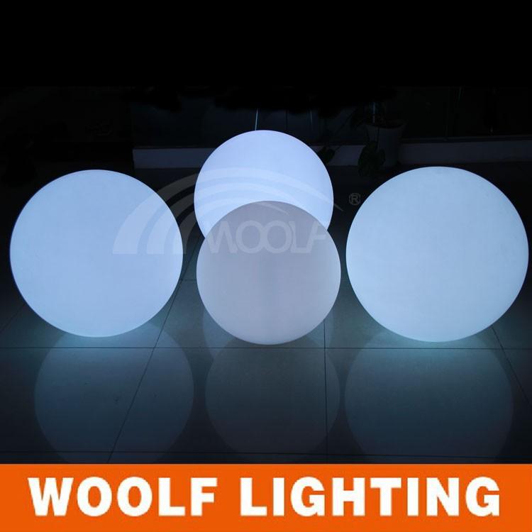 Waterproof Led Glowing Orb