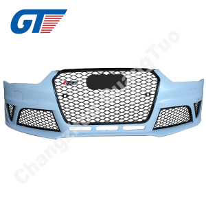 for audi RS4 bodykit A4 front bumper A4 car 2012-2014