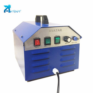 Small HVAC cleaning used rotary brush electric duct cleaner